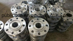Stainless Steel Weld Neck Flange Rtj pictures & photos