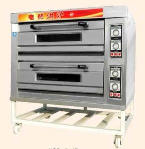 Economic Electric Deck Oven (RM-2-6D)