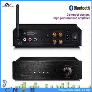 2 1 100W Digital Mini Bluetooth Audio Power Amplifier with Optical Input