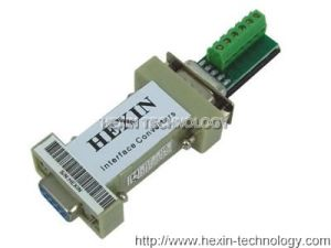 Passive RS-232 To RS-485 Interface Converter (HXSP-485A)