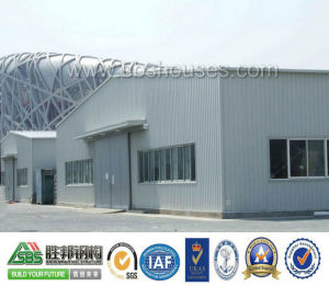 Prefabricated Industrial Steel Structure Workshop and Warehouse Building