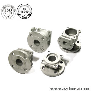 Ningbo Professional Die Casting, Sand Casting with ISO9001 Approval pictures & photos