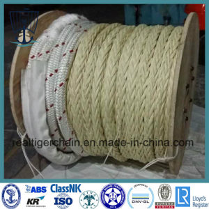 BV Approved Marine UHMWPE Mooring Rope pictures & photos