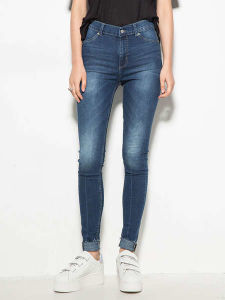 Factory Wholesale Women Denim Jeans Fashion Skinny 2017 Jeans