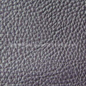 Lichee PU Furniture PU Leather (QDL-FP0015) pictures & photos