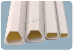 PVC Electric Cable Trunking