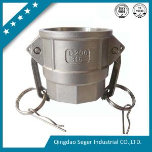 Stainless Steel Camlock (quick coupling) pictures & photos