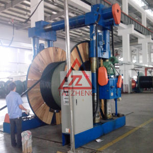 Take up Cable Rewinding Machine pictures & photos