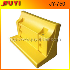 Jy-750 Telescopic Moveable Retractable Grandstand Bleacher Plastic Grandstand Plastic Bench Seats pictures & photos