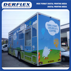 Printing Car Advertising Self Adhesive Vinyl pictures & photos