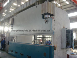 Pbh-600t/6000 CNC Hydraulic Press Brake pictures & photos