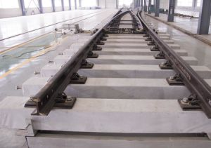 Railway Concrete Sleeper