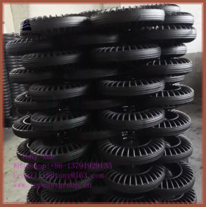 6′ 8′ 10′ High Quality and Long Life Solid Rubber Wheel