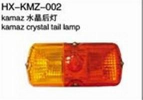 Crystal Tail Lamp for Kamaz/Maz