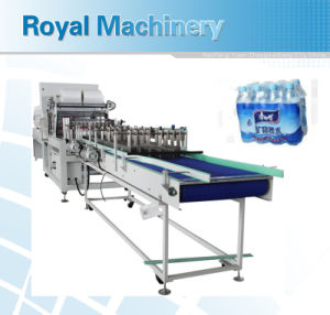 Water Bottle Shrink Wrapping Machine pictures & photos