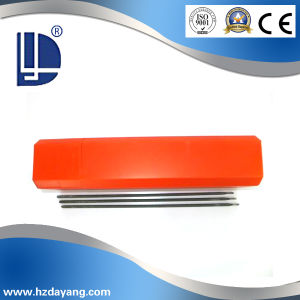 Welding Electrodes Ecocr-a Hardfacing Rods Manufacturing Process pictures & photos