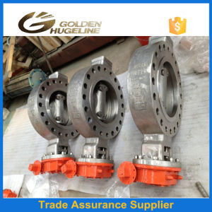 Pn10and Pn1 6 Cast Iron Butterfly Valve for Water Works pictures & photos