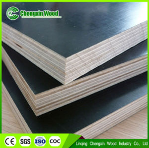 One Time Press 18mm Brown Film Faced Plywood