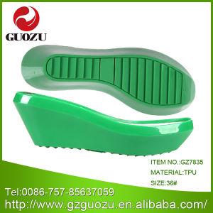 27f141342f89 China Lady TPU Shoe Sole Gz-7835 - China Sole
