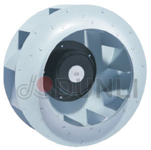 DC Backward Centrifugal Fans 280mm