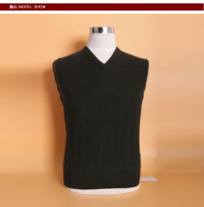 Bn1556-3 Yak Wool Sweaters/ Cashmere Sweaters/ Knitted Wool Sweaters pictures & photos