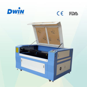 CNC 1290 CO2 Laser Cutting Machine Price with Hunst pictures & photos