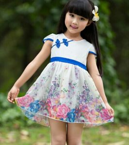 f435fff6c China Style Casual Girl Dress Lovely Girls Dresses - China Girl ...