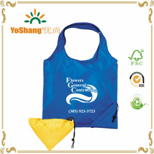 Hot Sale Eco Friendly Cheap Bulk Folded Shopping Bag pictures & photos