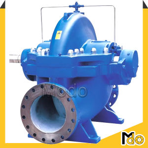 Low Npshr Centrifugal Double Suction Pump for Water pictures & photos