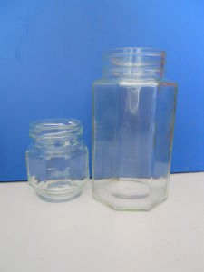 400 Ml Glass Jar for Sweet/ Glass Container/Bottle pictures & photos