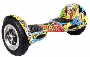 10 Inch Big Tire Two Wheel Hover Board Skateboard Self Smart Balancing Electric Scooter pictures & photos