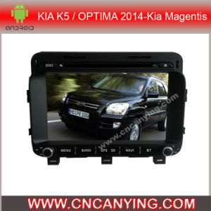 Pure Android 4.4 Car DVD Player for KIA K5/Optima 2014- A9 CPU Capacitive Touch Screen GPS Bluetooth (AD-K035)