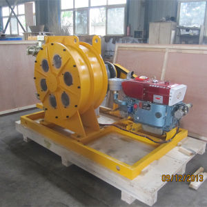 Rh Series Risen Industrial Hose Pump with Diesel Driven pictures & photos