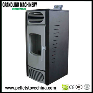 Ce Certified Automatic Feeding and Ignite Wood Pellet Stove with Remote Control