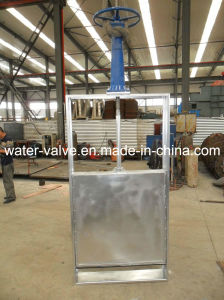 Channel Type Stainless Steel Penstock