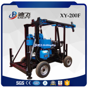 Xy-200f Mining Core Drilling Machine Price pictures & photos