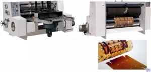 Automatic Carton Rotary Die Cutting Machine pictures & photos