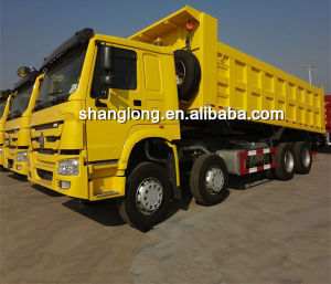 Sinotruk 8X4 Heavy Duty Truck/371HP Truck (ZZ3317N3867W) pictures & photos