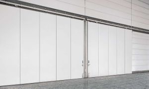 Big Size Sliding Door, Galvanized Steel Sheet, PU Foam pictures & photos