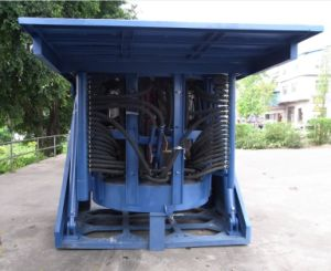 Medium Frequency Steel Melting Furnace (GW-2T) pictures & photos