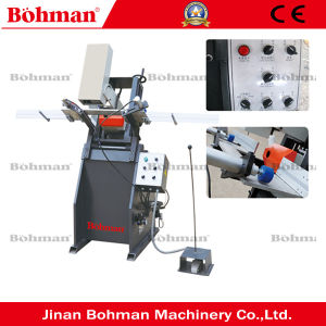 PVC Window Auto Water Slot Milling Machine pictures & photos