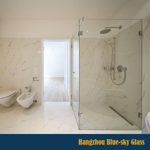 Clear Tempered Glass Shower Enclosure with High Quality