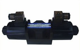 Shockless Solenoid Controlled Pilot Operated Directional Valves