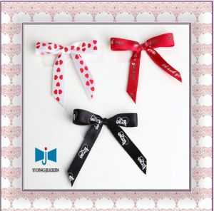 Colorful Ribbon Bow for Underwear Decoration