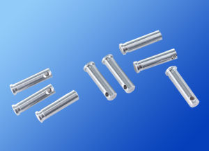 CNC Machining Pin with Chrome Plated