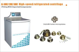 High Speed Refrigerated Centrifuge (GL-18MC) with CE &ISO 13485 Certification