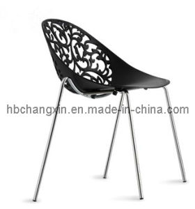 High Quality Modern Design Plastic Dining Chair (CX-9048) pictures & photos