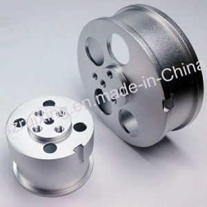 Aluminum Coil Housing with Anodized Surface Treatment