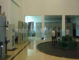 Hydraulic (Water) Turbine Generator Power Plant System (HLA551-42/1000)