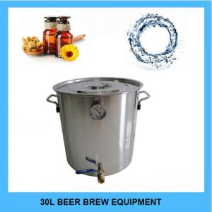 18L/5gal Best Alcohol Distillation Stainless Home Brew Fermenter for Sale